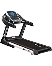 Powermax Fitness TDA125 20 HP Smart Run Function Auto Lubri