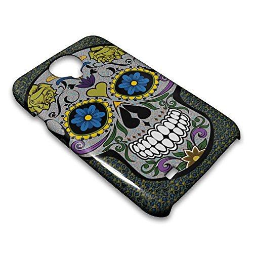 FarmyGadget Cover Case Custodia Stampa Completa tipo TESCHIO MESSICANO - MEXICAN SKULL - CALAVERA per Apple iPhone 6 / 6S 00003c