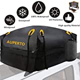 Namotu Car Roof Bag, Waterproof Cargo Bag 425 Litres (15 Cubic Feet) compatible