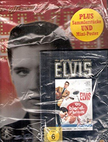 Elvis - Die offizielle Sammler-Edition. Heft und DVD, Sammlerstücke und Mini-Filmposter, Teil 33: Elvis On Tour (Ohne Altersbeschränkung)