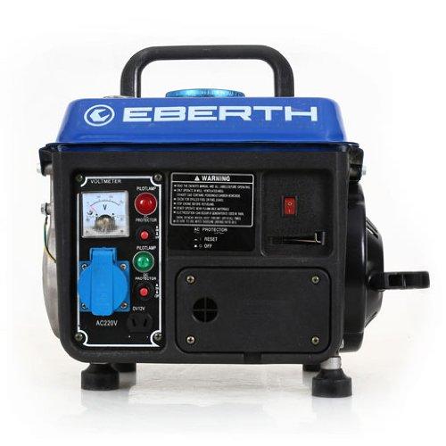 Eberth 750 W Stromerzeuger im Test - 5