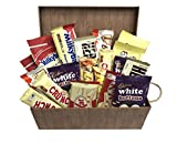Chocolate Hamper For White Chocolate Lovers (Style 2)