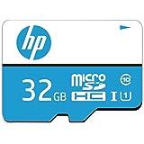HP 32GB Class 10 MicroSD Memory Card (U1 TF Card 32GB)