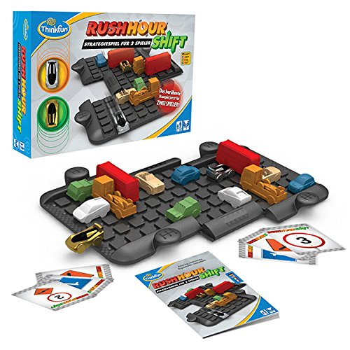 Thinkfun 11218 - Rush Hour Shift, Lernspiel
