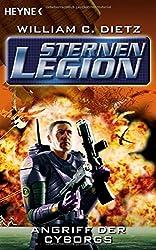 Die Sternenlegion 2. Angriff der Cyborgs.