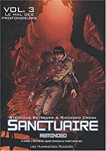 Sanctuaire Reminded Edition simple Tome 3