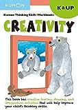 Thinking Skills Creativity Kindergarten (Kumon Thinking Skills Workbooks)