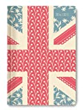 Collegetimer Pocket Union Jack 2014/2015 - Schülerkalender A6 - Day By Day - 352 Seiten