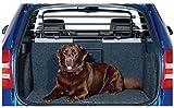 Kleinmetall Road Master Deluxe Renault Laguna SW + Vel Satis + Mode + SCENIC + Kadjar + captur + Koleos Grille pare-chien/Grille de séparation avec système de blocage rapide