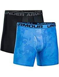 Under Armour Herren Original Novlty Unterhose, 2er Pack (2 x 3)