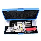Professionelle dbh 12in 1HUK Lock Demontage Werkzeug, Schlosser-Werkzeug-Set mit Schloss Reparatur-Set