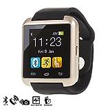 DAM - U80 Bluetooth Watch Gold