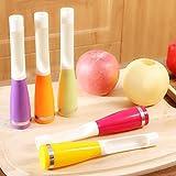 Queta Früchte, Core), Küche liefert Multifunktions Core Separator Apple Core Pear Core Entferner Gemüse Core Werkzeug zum Entfernen Fruit Core Sampler Easy Twist Küche