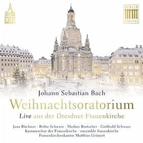 """Weihnachtsoratorium, BWV 248: Teil II - """"Am zweiten Weihnachtstag - Und das habt zum Zeichen"""""""