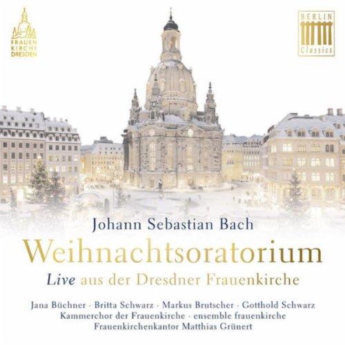 """Weihnachtsoratorium, BWV 248: Teil V - """"Am Sonntag nach Neujahr - Ach, wenn wird die Zeit erscheinen"""""""