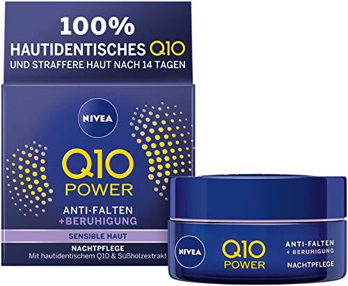 Nivea Q10Power anti-arrugas + Reducir sensibilidad