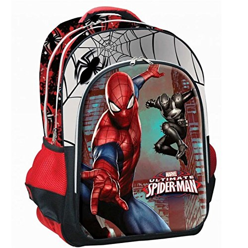 SPIDERMAN - DISNEY SAC A DOS CARTABLE POUR L'ECOLE 337-65031