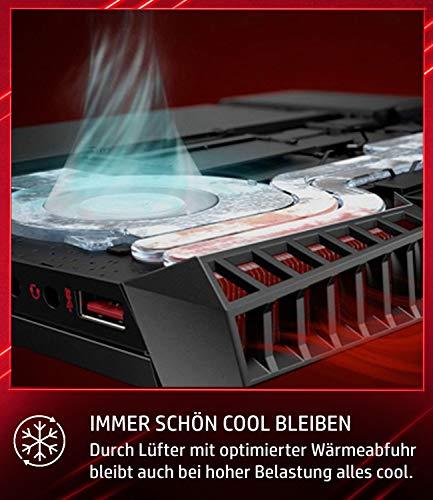 Omen by HP 15-dc0008ng 15,6 Zoll / Full HD IPS 144Hz Gaming Laptop Bild 3*