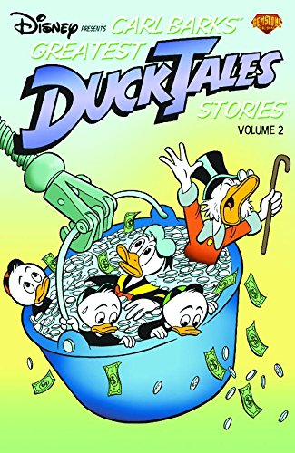 Disney Presents Carl Barks Greatest DuckTales Stories Volume 2: v. 2 por Carl Barks