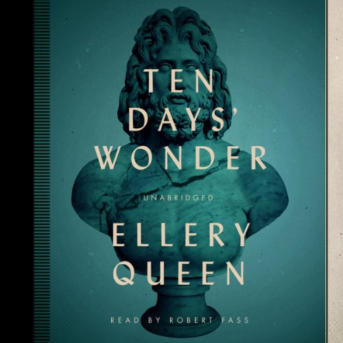 Ten Days' Wonder  Audiolibri
