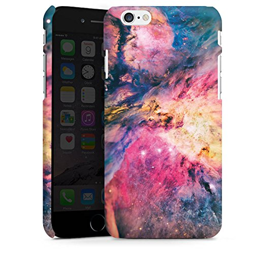 Apple iPhone X Silikon Hülle Case Schutzhülle Galaxy Universum Galaxie Premium Case matt