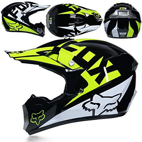 KTM Casco De Motocross, Motocicleta Four Seasons Cascos para Hombres Y...