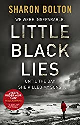 Little Black Lies by Sharon Bolton (2015-11-19)