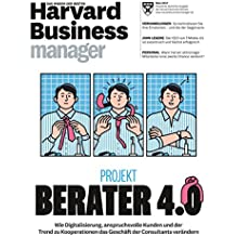 Harvard Business Manager 3/2017: Projekt Berater 4.0