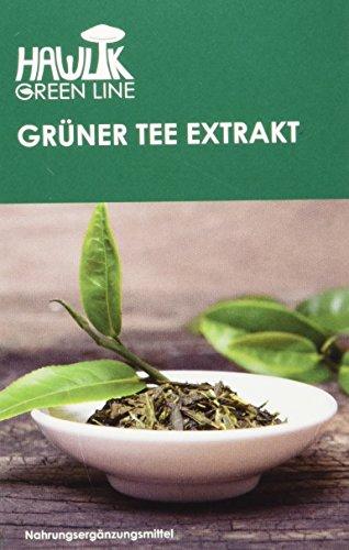 Hawlik Gesundheitsprodukte Grüner Tee Extrakt (1 x 45 g)