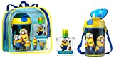 Minions, Set con Eau de Toilette (50 ml), borraccia e zainetto