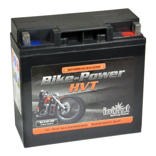 INTACT Bike Power Batterie HVT 51913/52015, gefüllt und geladen (Stück) Sla-batterie