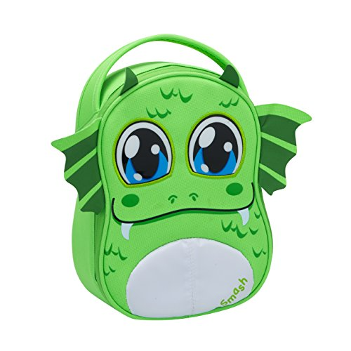smash-polyester-boggle-monster-lunch-bag-set-of-1-green
