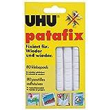 UHU® patafix Klebepads, weiß, wieder ablösbar (2er Pack)