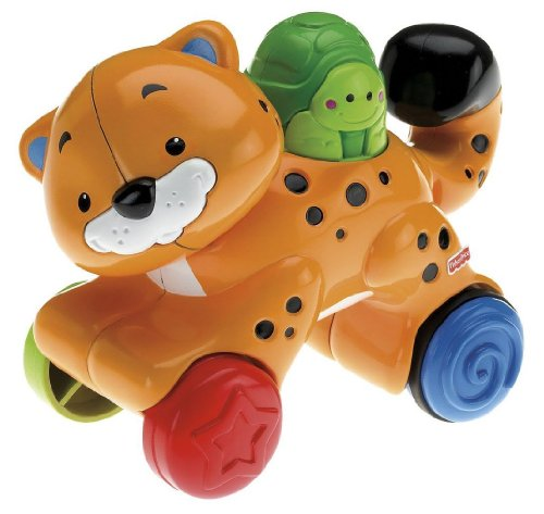 Fisher-Price-Press-turtle-and-Go-Cheetah