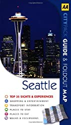 Seattle (AA CityPack Guides) (AA CityPack Guides)