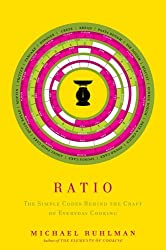 BY Ruhlman, Michael ( Author ) [ RATIO: THE SIMPLE CODES BEHIND THE CRAFT OF EVERYDAY COOKING ] Apr-2009 [ Hardcover ]