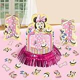 Kit primera Cumpleaños Tabla Decoración de Minnie