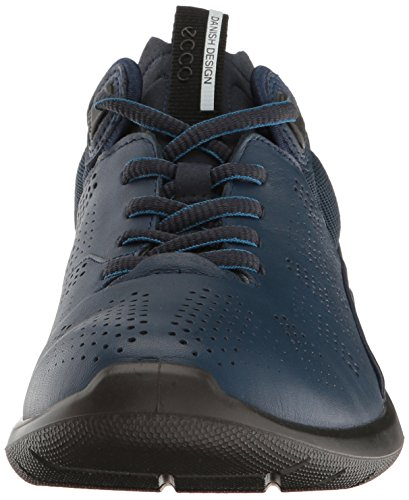 Ecco Damen Soft 5 Sneakers Blau (True NAVY/TRUE Navy)