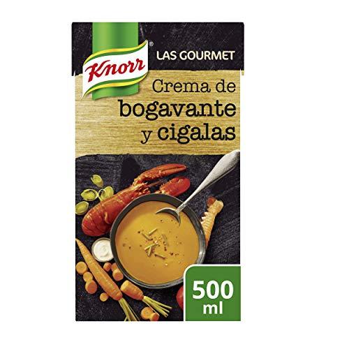 Knorr - Crema Bogavante Y Cigalas 500 ml - [pack de 8]