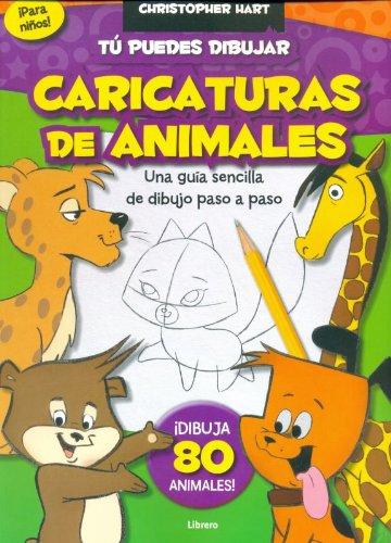 TU PUEDES DIBUJAR  CARICATURAS DE ANIMALES