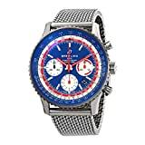 Breitling AB012B1C1A1 Navitimer1 B01 Chronograph 43 Pan Am Airline Edition