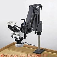Microscopio joyería Barra Soporte multi-direccional para microajuste herramientas