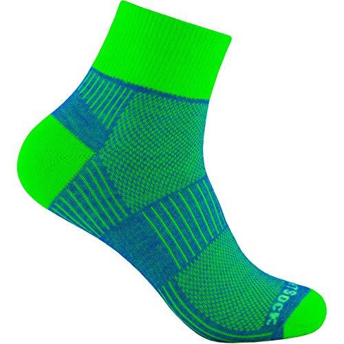 Wrightsock Coolmesh II Quarter Socke Füßlinge Sportsocken -