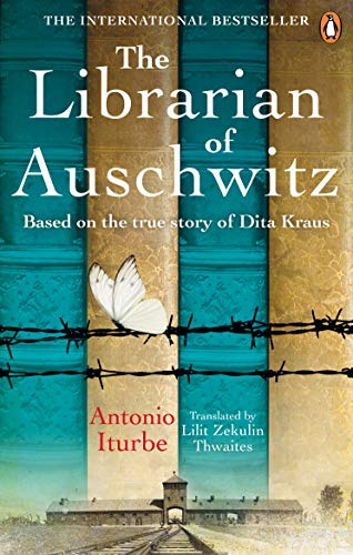 The Librarian of Auschwitz (English Edition)