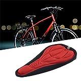 Sella della bicicletta Sella Coprisedile, Swiftswan Sella della bicicletta Ciclismo EVA Pad Sella della sella Copertina Soft Bike Cushion Pad