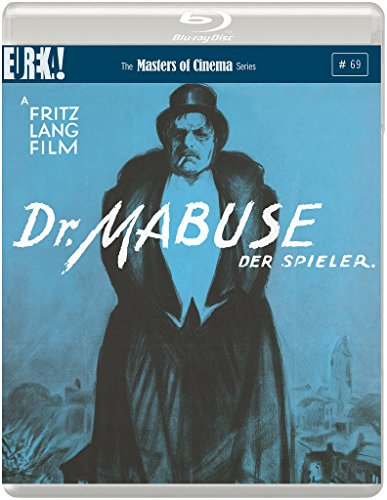 der Spieler. (Dr. Mabuse, the Gambler.) (Masters of Cinema) [Blu-ray]