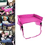 Reise-Tablett, wasserundurchlässig, faltbar, für Auto-Kindersitz
