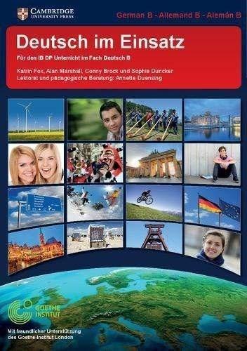 Deutsch im Einsatz Student's Book (IB Diploma)