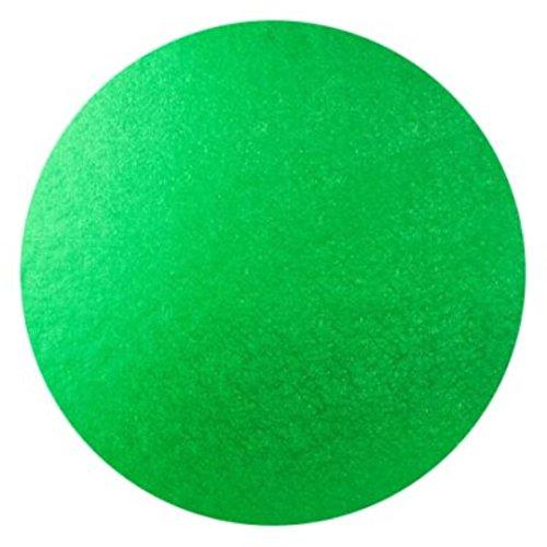 25,4 cm rond Vert pour gâteau