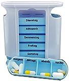 M&H 24 Pillendose Pillenbox Tablettendose